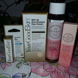 Other - Botanical and your good skin facial products
